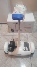 Scooter airwheel s6, com carregador e controle bateria não segura carga