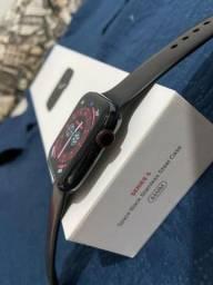 Apple Watch series 5 44 mm de aço inoxidável