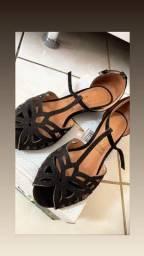 Vendo sandália da Vizzano