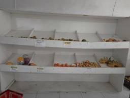 Título do anúncio: Prateleiras para Frutas e verduras