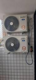 Instalação e conserto em ar condicionado e maquina de lavar