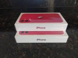 Iphone 11 - 64gb vermelho
