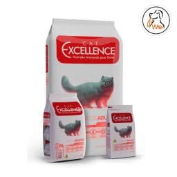 Título do anúncio: Ração Cat Excellence 1 kg