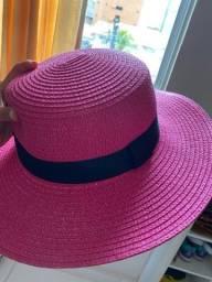 Chapéu Rosa pink