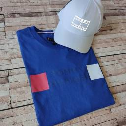 Camisa peruana + boné refletivo