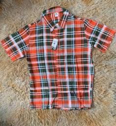 Camisas quadriculadas ATACADO E VAREJO