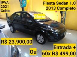 Fiesta Sedan 13 1.0 Completo