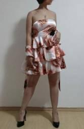 Vestido de festa curto M