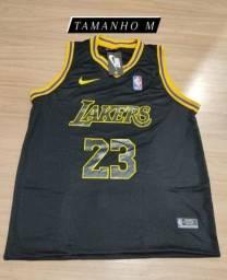 Regata de Basquete NBA Lakers