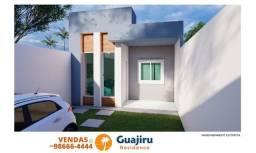 Título do anúncio: Casa com 3 quartos - Entrada parcelada - Guajiru