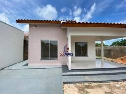 Casa com 2 dormitórios à venda, 75 m² por R$ 200.000,00 - Valparaíso - Ji-Paraná/RO