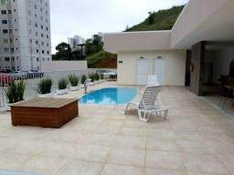 Apartamento em Marilândia, Juiz de Fora/MG de 58m² 2 quartos à venda por R$ 117.000,00
