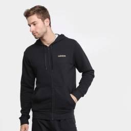 Jaqueta Adidas Essentials - TAM P- USADA SÓ 1X
