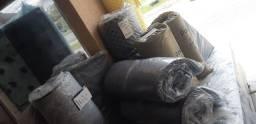 Cama box e colches