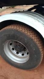Troco por roda raiada 22,5 leiam todo anuncio