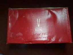 Título do anúncio: Vendo scarpin camurça beje