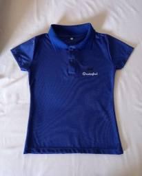 Camisa Polo Feminina FA Grateful