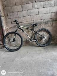 Bike houston aro 27,5 freios a disco