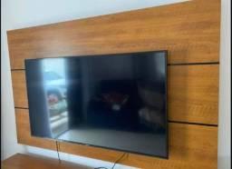 Rack + painel televisão