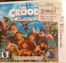 Título do anúncio: Jogo 3DS The Croods Prehistoric Party