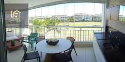 Apartamento com 3 dormitórios à venda, 115 m² por R$ 1.100.000,00 - Porto das Dunas - Aqui