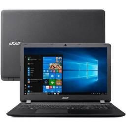 "Acer ES1-533-C8GL - Tela 15.6"", Impecável!"