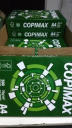 Papel A4 Copimax 500folhas 75g/m2 210mm x 297mm