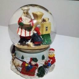Bola de neve - peça decorativa