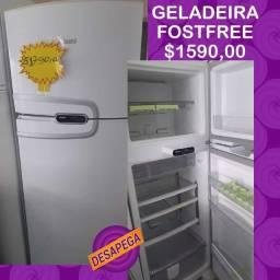 Geladeira fostfree FAZEMOS ENTREGA!!!!