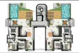 Cobertura Plana- 3 quartos - 128 m² - Área externa com piscina - Tambauzinho