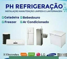 Refrigeração orçamento grátis! *