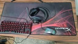 Mousepad gamer Hyperx