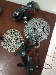 Relação SLX/XT bike