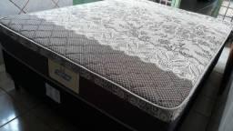 Título do anúncio: Vendo cama box de casal