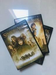 Box DVD Senhor dos Anéis - Trilogia