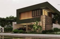 Lindo Sobrado com uma bela arquitetura Contemporânea, Portal do Sol Green,