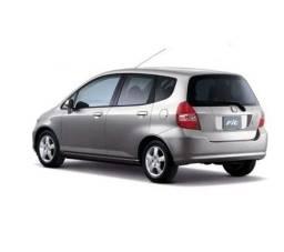 Honda Fit LX 1.4 16V Flex Mec Dourado 2008