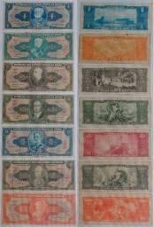 Dinheiro - Notas Antigas
