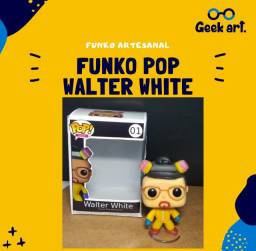 Funko pop artesanal Walter White
