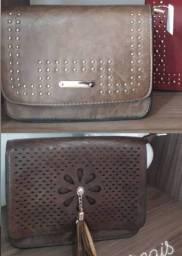 Lote bolsas e carteiras