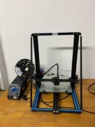 Creality CR10S impressora 3D upgrade de placa