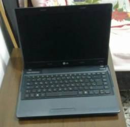 Notebook LG I7 2.80 Ghz, 8gb De Ram, Ssd 240gb+ Hd 1 Tera