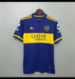 Camisa Boca Juniores Nova tam. M