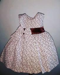 Vestido Social Infantil