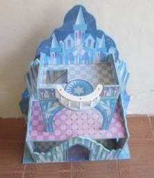 Castelo flozen