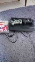 Playstation 3 semi novo