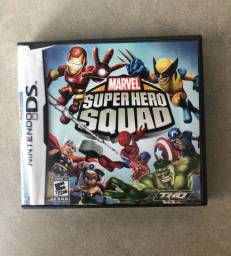 Marvel Super Hero Squad - Jogo DS