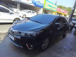 Toyota Corolla GLI 1.8 automático ano 2017