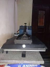 Maquinas de estampar e impressora para sublimaçao