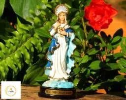Estatueta Imaculada Coração de Maria